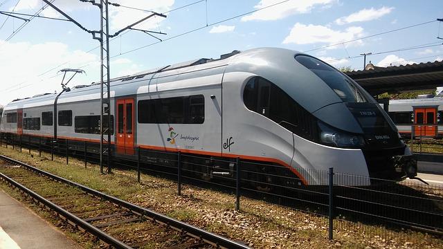 Trasa linii dla kolei świętokrzyskich Kielce – Radom